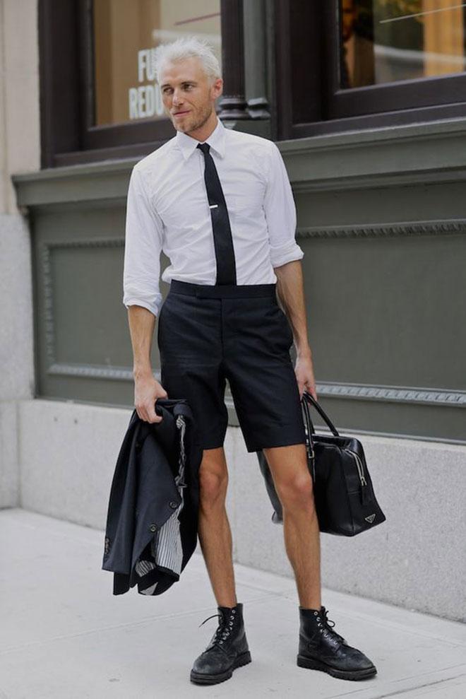 Gã trai hoàn hảo khiêu khích đàn ông bằng những bộ suit - 6
