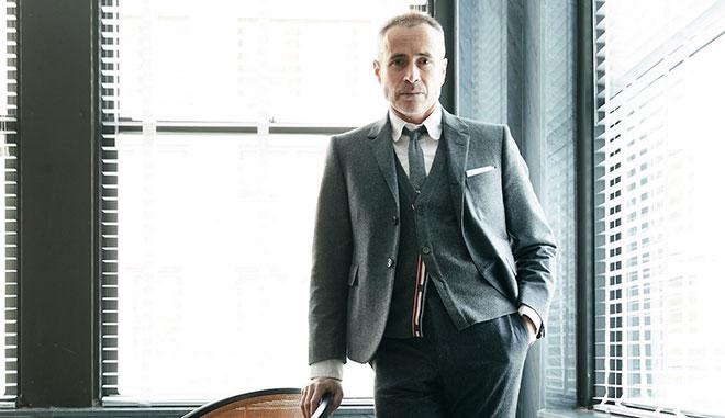 Gã trai hoàn hảo khiêu khích đàn ông bằng những bộ suit - 2