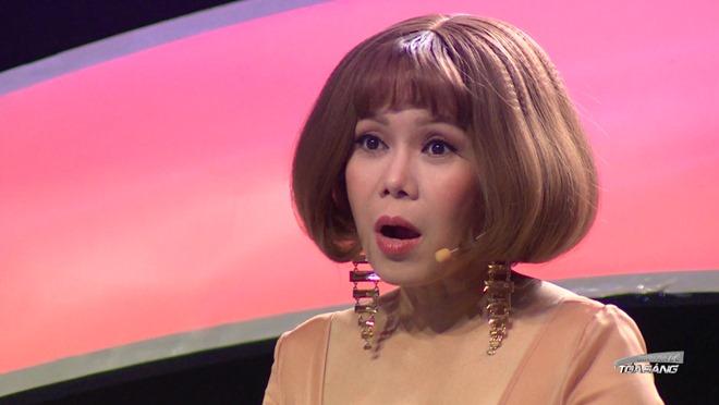 """""""Nữ hoàng Wushu"""" Thúy Hiền hát ru khiến Việt Hương sửng sốt - 3"""