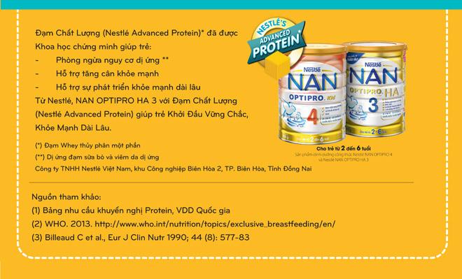 Mẹ làm thế nào để cung cấp đủ đạm (protein) cho trẻ? - 5