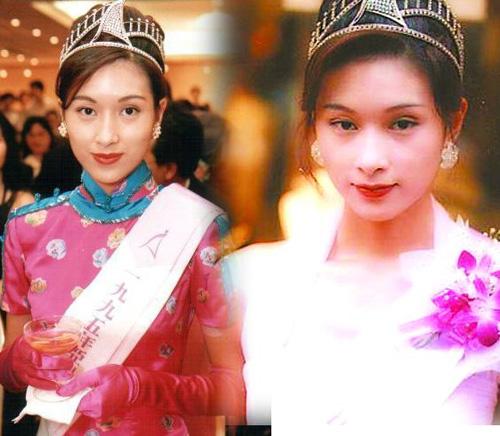 Hoa hậu Hồng Kông ê chề vì bị vợ đại gia túm tóc đánh ghen - 1