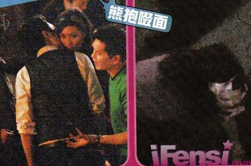 Hoa hậu Hồng Kông ê chề vì bị vợ đại gia túm tóc đánh ghen - 6
