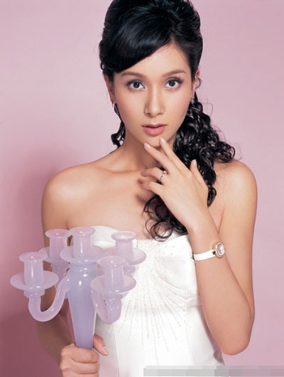 Hoa hậu Hồng Kông ê chề vì bị vợ đại gia túm tóc đánh ghen - 7