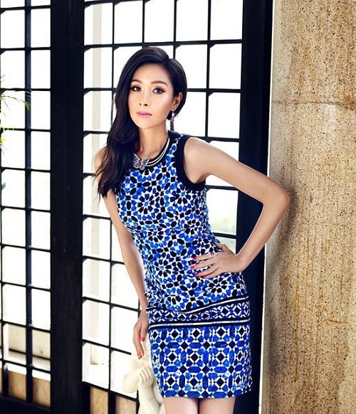 Hoa hậu Hồng Kông ê chề vì bị vợ đại gia túm tóc đánh ghen - 12
