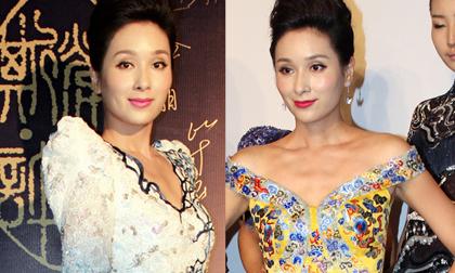 Hoa hậu Hồng Kông ê chề vì bị vợ đại gia túm tóc đánh ghen - 13