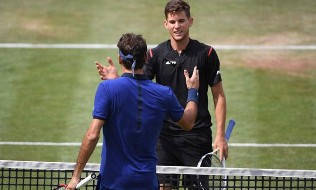 """Halle Open ngày 1: """"Vua đất nện tương lai"""" có gặp nổi Federer? - 1"""