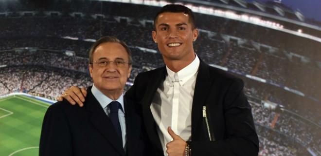 """Ronaldo đòi chia tay Real, Perez xử phũ: Messi trở lại làm """"VUA"""" - 1"""