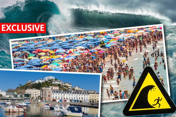 Sóng thần cao 15 mét có thể ập vào châu Âu bất cứ lúc nào - 1