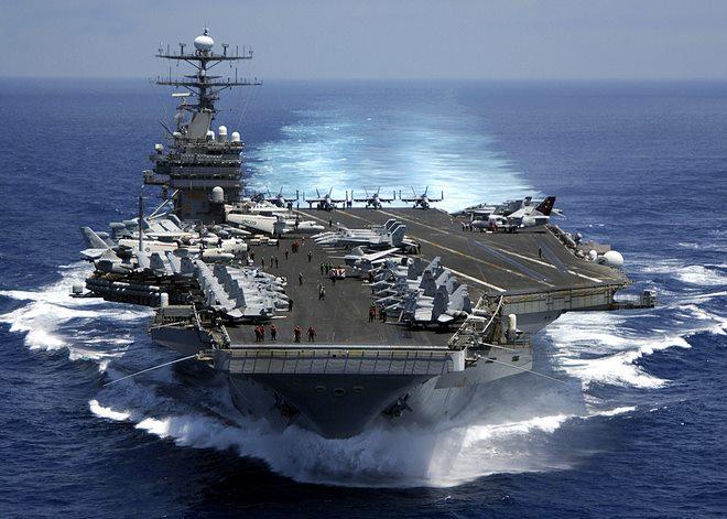 Loại tàu chiến duy nhất của Hải quân Mỹ không thể chìm - 2