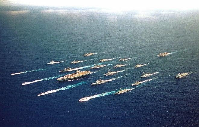 Loại tàu chiến duy nhất của Hải quân Mỹ không thể chìm - 4