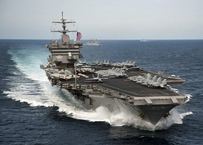 Loại tàu chiến duy nhất của Hải quân Mỹ không thể chìm - 6