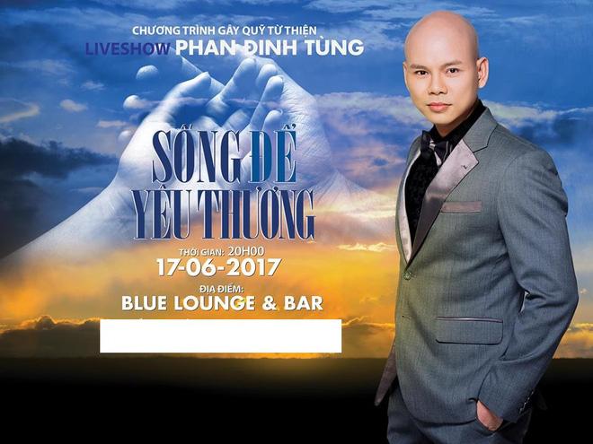 Ca sĩ Phan Đinh Tùng bị tố có thái độ đối xử thiếu tôn trọng đàn em - 1