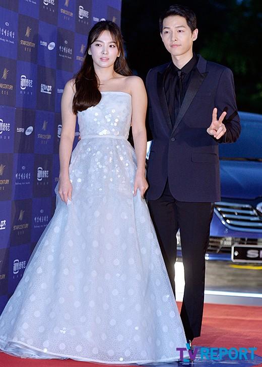 Song Hye Kyo nói về tin hẹn hò qua đêm với phi công trẻ - 3