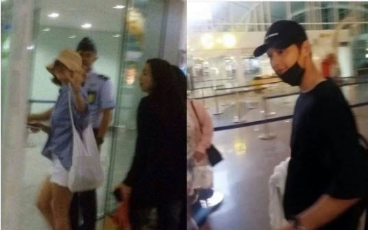 Song Hye Kyo nói về tin hẹn hò qua đêm với phi công trẻ - 1
