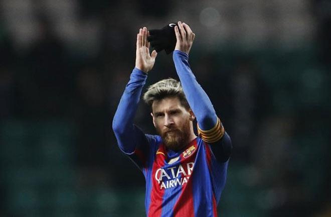 """Messi cũng ma mãnh, sao chỉ mắng """"tiểu Buffon"""" Donnarumma? - 1"""