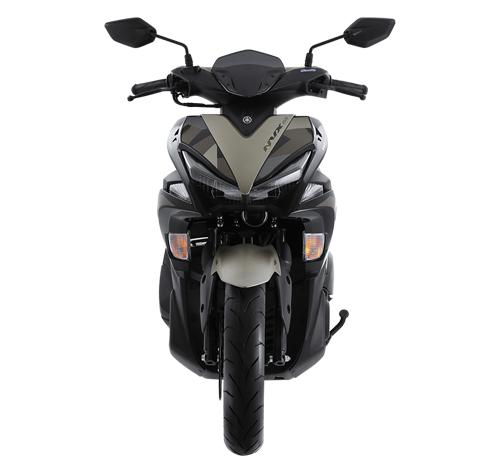 Yamaha trình làng NVX 155 Camo màu rằn ri cực độc - 5