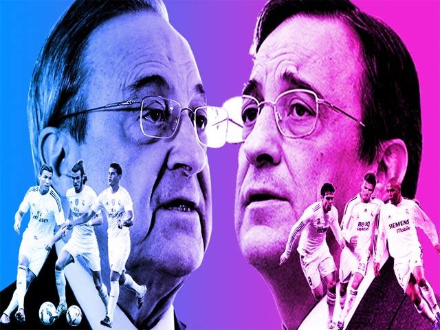 Ông trùm Perez tái đắc cử chủ tịch Real: 14 năm - 19 cúp - 1,3 tỷ euro