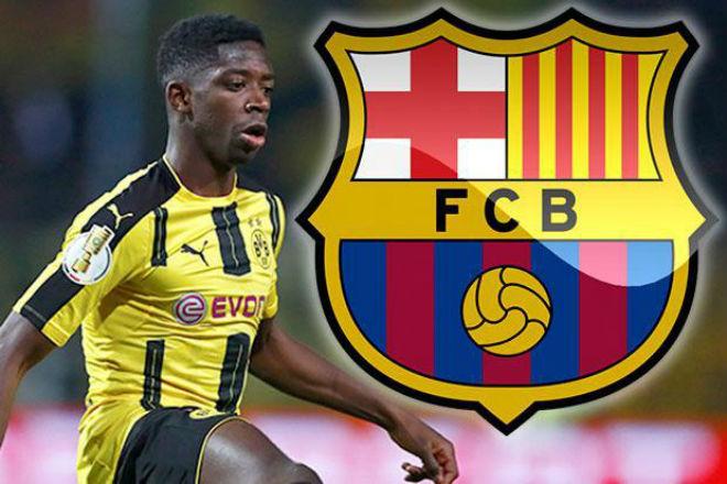 Tin HOT bóng đá tối 19/6: Barca không đủ tiền mua SAO Dortmund - 1