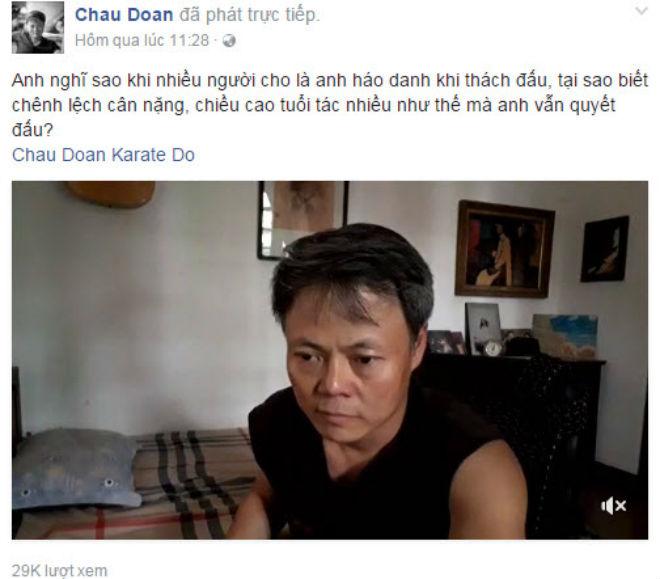 Lộ ngày thư hùng võ Việt Nam: Karate đả Vịnh Xuân Quyền - 2
