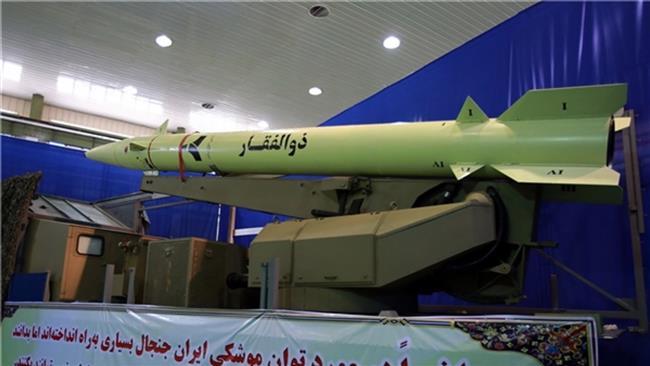Video: Tận thấy siêu tên lửa Iran oanh tạc IS ở Syria - 1