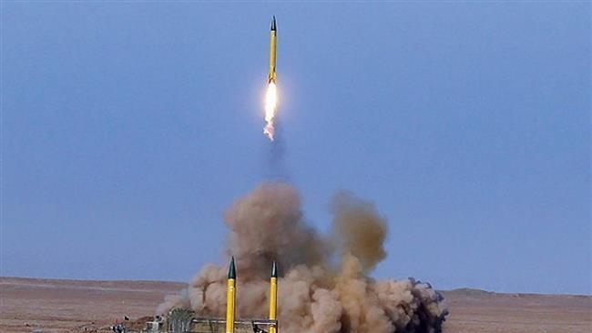 Video: Tận thấy siêu tên lửa Iran oanh tạc IS ở Syria - 2