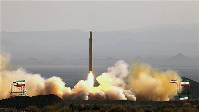 Video: Tận thấy siêu tên lửa Iran oanh tạc IS ở Syria - 3