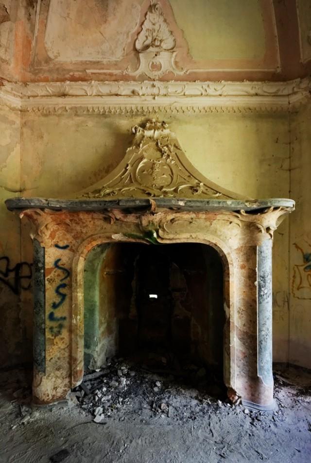 Câu chuyện đau lòng đằng sau biệt thự xinh đẹp bị bỏ hoang ở Ý - 5