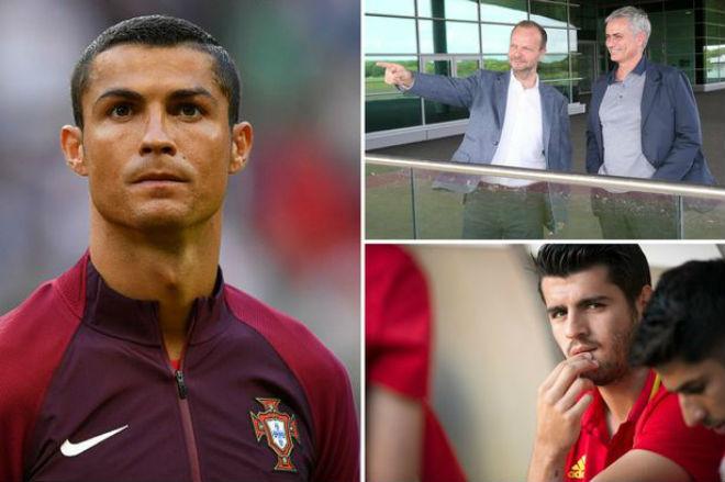 Ronaldo đòi rời Real: MU đang yên ổn, CR7 đừng về! - 3