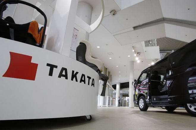 Dính bê bối, nhà sản xuất túi khí Takata sắp phá sản - 1