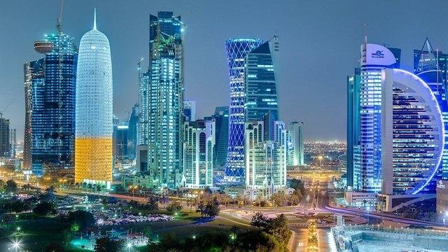 Mật độ tỉ phú, triệu phú dày đến mức không tưởng ở Qatar - 1