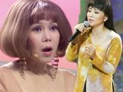 """Ca nhạc - MTV - """"Nữ hoàng Wushu"""" Thúy Hiền hát ru khiến Việt Hương sửng sốt"""