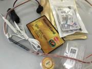 An ninh Xã hội - Cảnh sát phát hiện thiết bị gian lận thi cử siêu tinh vi