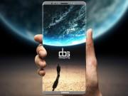 Thời trang Hi-tech - Màn hình Note 8 siêu đẹp bảo sao Samsung loại cảm biến vân tay