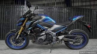 "Kawasaki Z900 2017: Chiếc xe ""tất cả-trong-một"""
