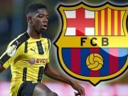 Bóng đá - Tin HOT bóng đá tối 19/6: Barca không đủ tiền mua SAO Dortmund