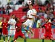 Bồ Đào Nha - Mexico: Siêu kịch tính cuối mỗi hiệp đấu