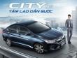Honda City 2017 tại Việt Nam có giá từ 568 triệu đồng
