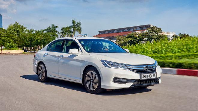 Nhận ưu đãi khi mua Honda CR-V và Accord trong tháng 06/2017 - 3