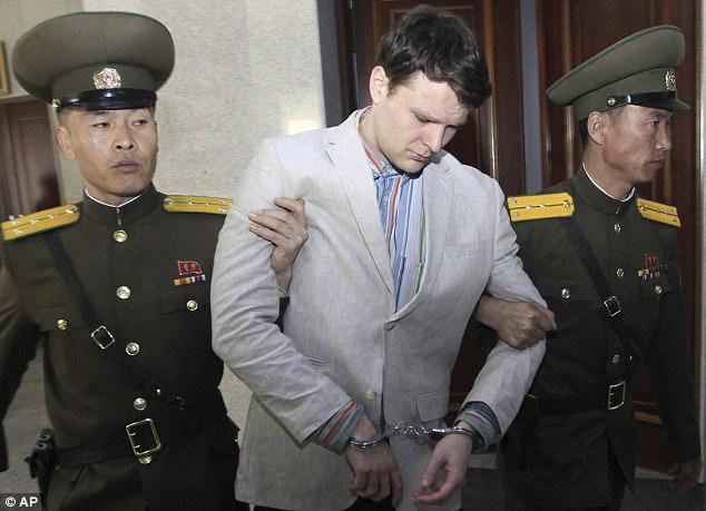 Sinh viên Mỹ mất mô não ở Triều Tiên đã qua đời - 1