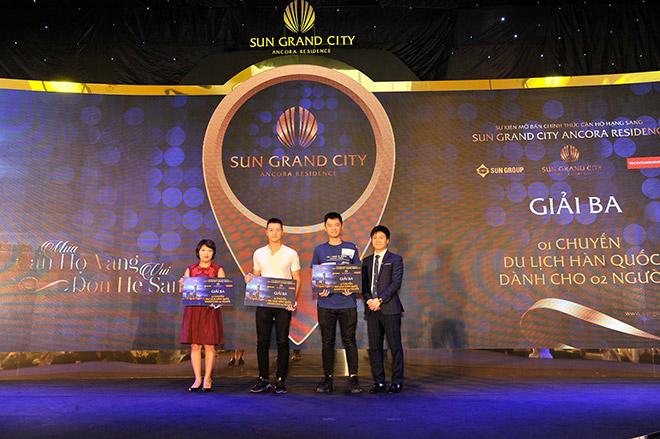 Sun Group tặng chuyến du lịch châu Âu trong ngày mở bán Sun Grand City Ancora Residence - 5