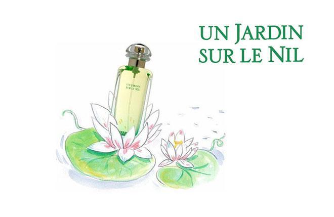 Hermes Un jardin: Ẩn tình mùi hương khi xa vòng tay chàng - 5