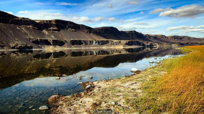 Khám phá thác nước lớn nhất từng tồn tại trên Trái đất - 1