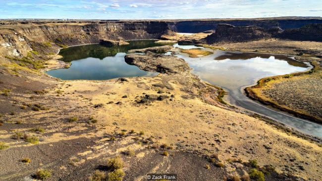 Khám phá thác nước lớn nhất từng tồn tại trên Trái đất - 4