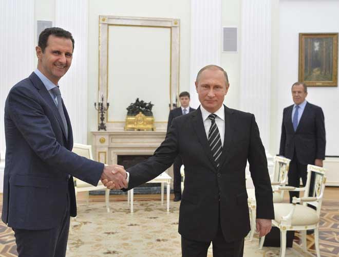 """Bắn hạ Su-22 Syria, Mỹ hắt """"gáo nước lạnh"""" vào Putin? - 2"""