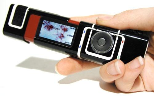 """Những chiếc điện thoại cổ, """"siêu độc lạ"""" nhất thế giới - 5"""