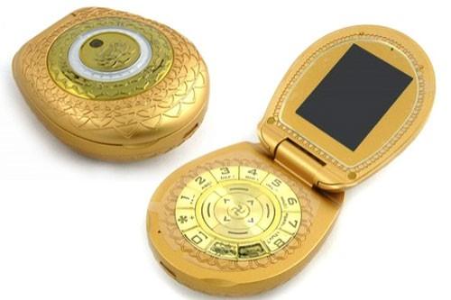 """Những chiếc điện thoại cổ, """"siêu độc lạ"""" nhất thế giới - 9"""