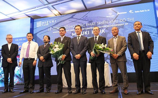 Nam Long công bố đối tác phát triển dự án Mizuki Park - 1