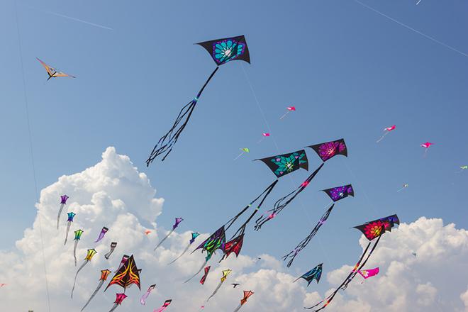 Nhiều hoạt động đặc sắc tại lễ hội diều Đầm Sen - 2