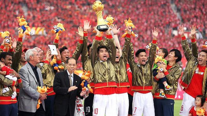 Chinese Super League trở mình thách thức các giải bóng đá lớn - 2
