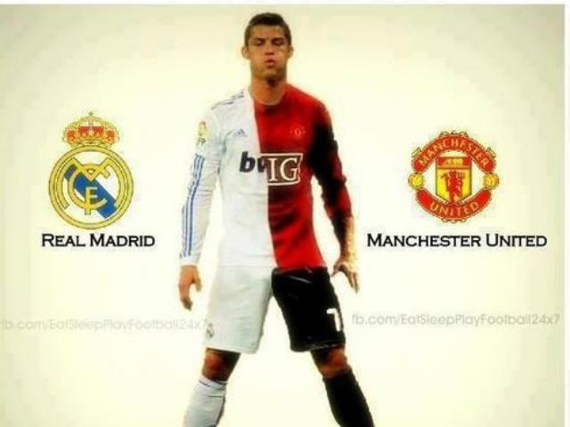 Ồn ào chuyển nhượng: Có tàn nhẫn với MU quá không, Ronaldo?